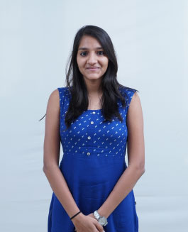 Aditi Agarwal - Jr. Graphics Designer