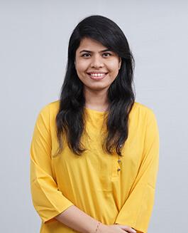Dhvani Patel - HTML Developer