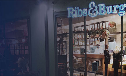 Case Study - Ribs & Burgers