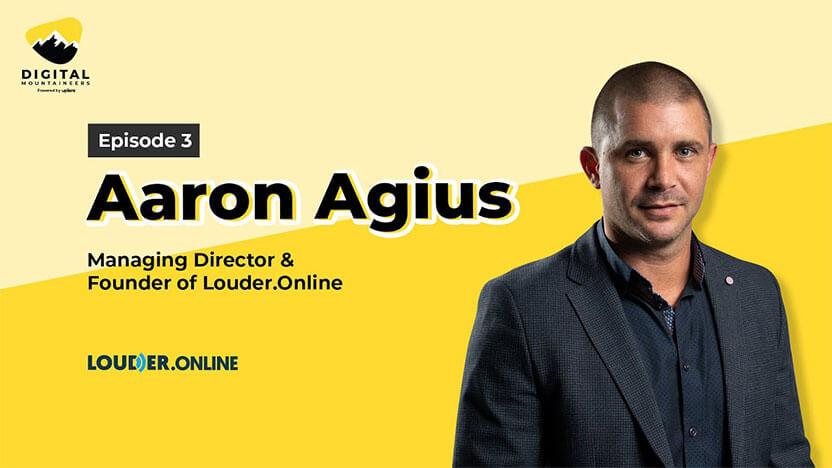 Aaron Agius Podcast