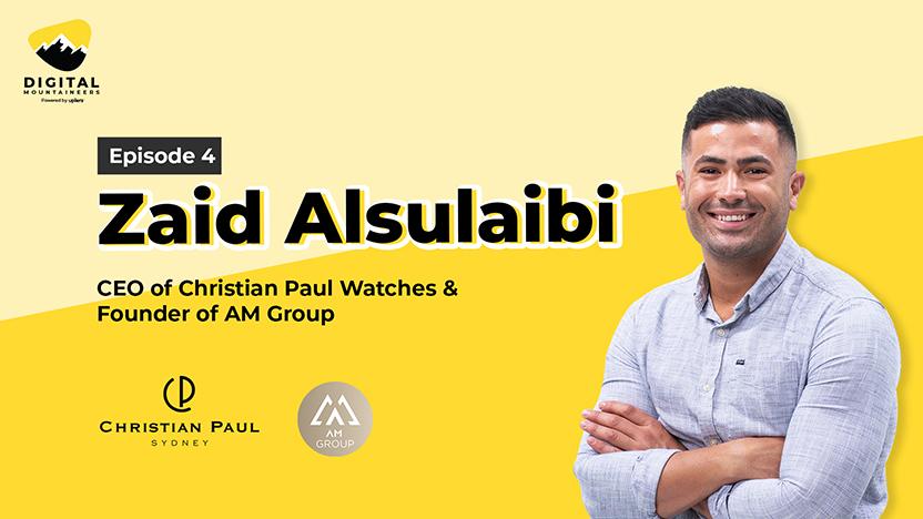 Zaid Alsulaibi Podcast