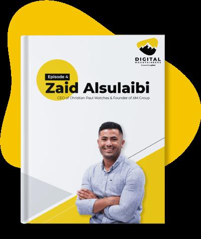Zaid Alsulaibi Digital Podcast