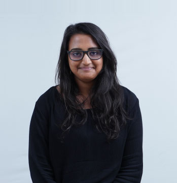 Pooja Menon - Project Coordinator