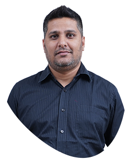 Paritosh Vaishnav