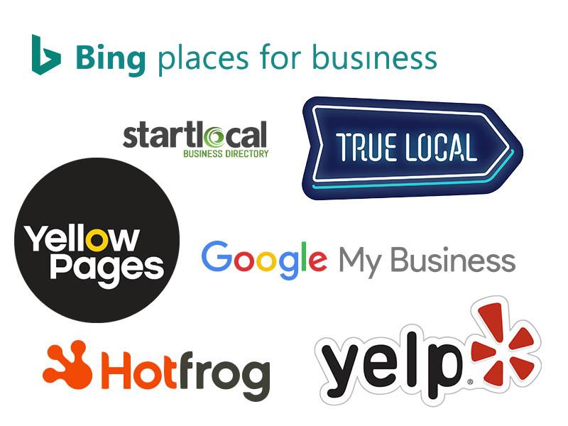 Local Listing - local SEO