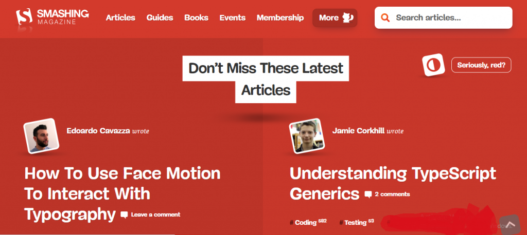 WordPress Portals - Smashing Magazine