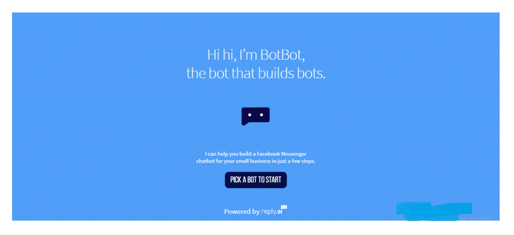 BotBot Inspiring Websites