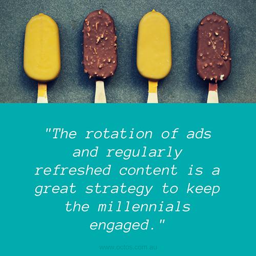 millennials engaged