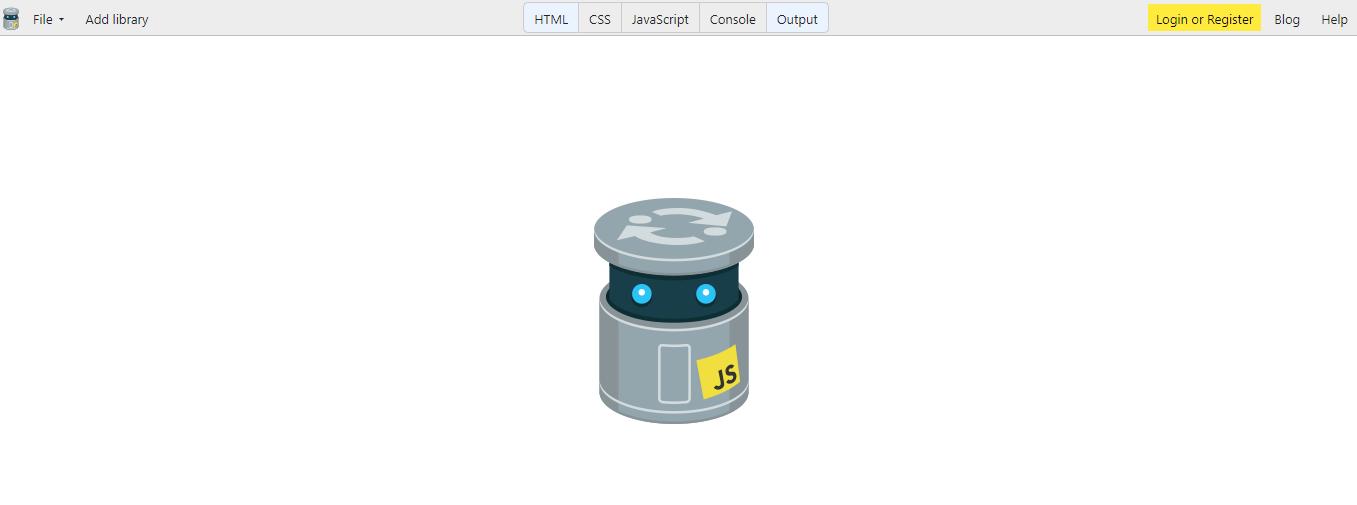 Debugging Front-end Developer Tools JS Bin