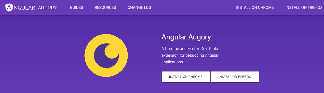 Front-end Developer Tools Debuggin Augury