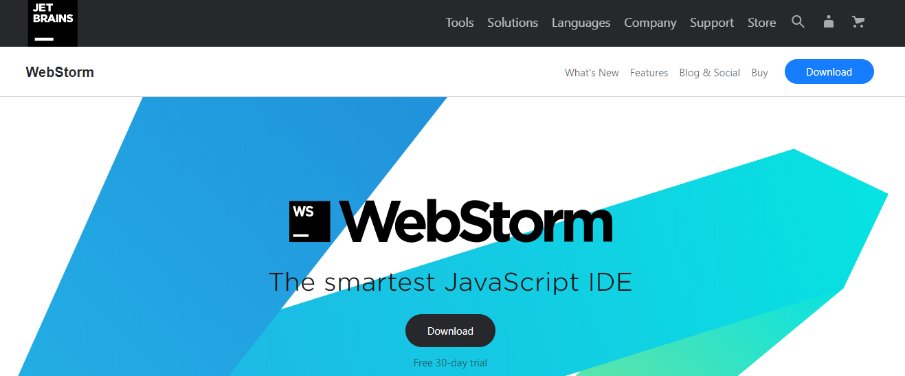 Front-end Developer Tools Debugging Webstorm