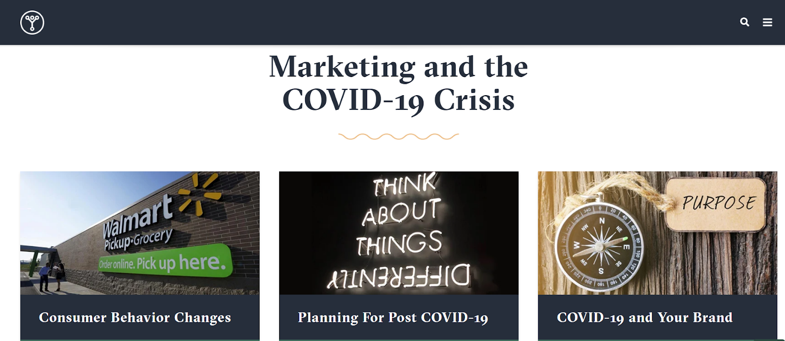 Slingshot - Austin-based Digital Marketing Agency's response to COVID-19