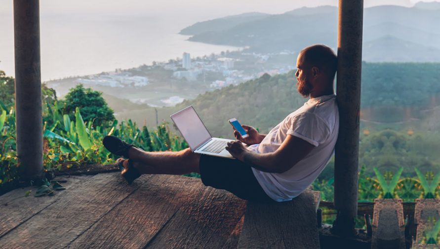Exclusive Research on Why Remote Working is the Future of IT Industry
