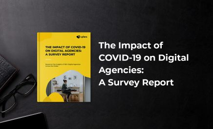 covid survey from Uplers, key learnings for digital agencies