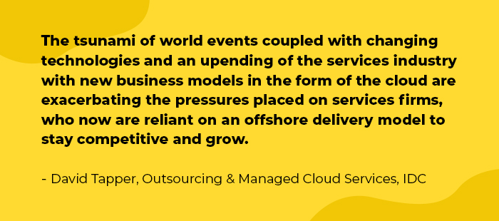 David Tapper, Outsourcing & Managed Cloud Services, IDC